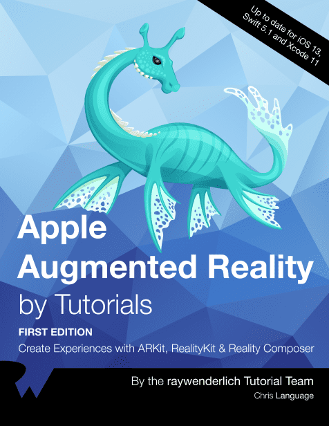 Apple Augmented Reality by Tutorials [SUBSCRIBER]
