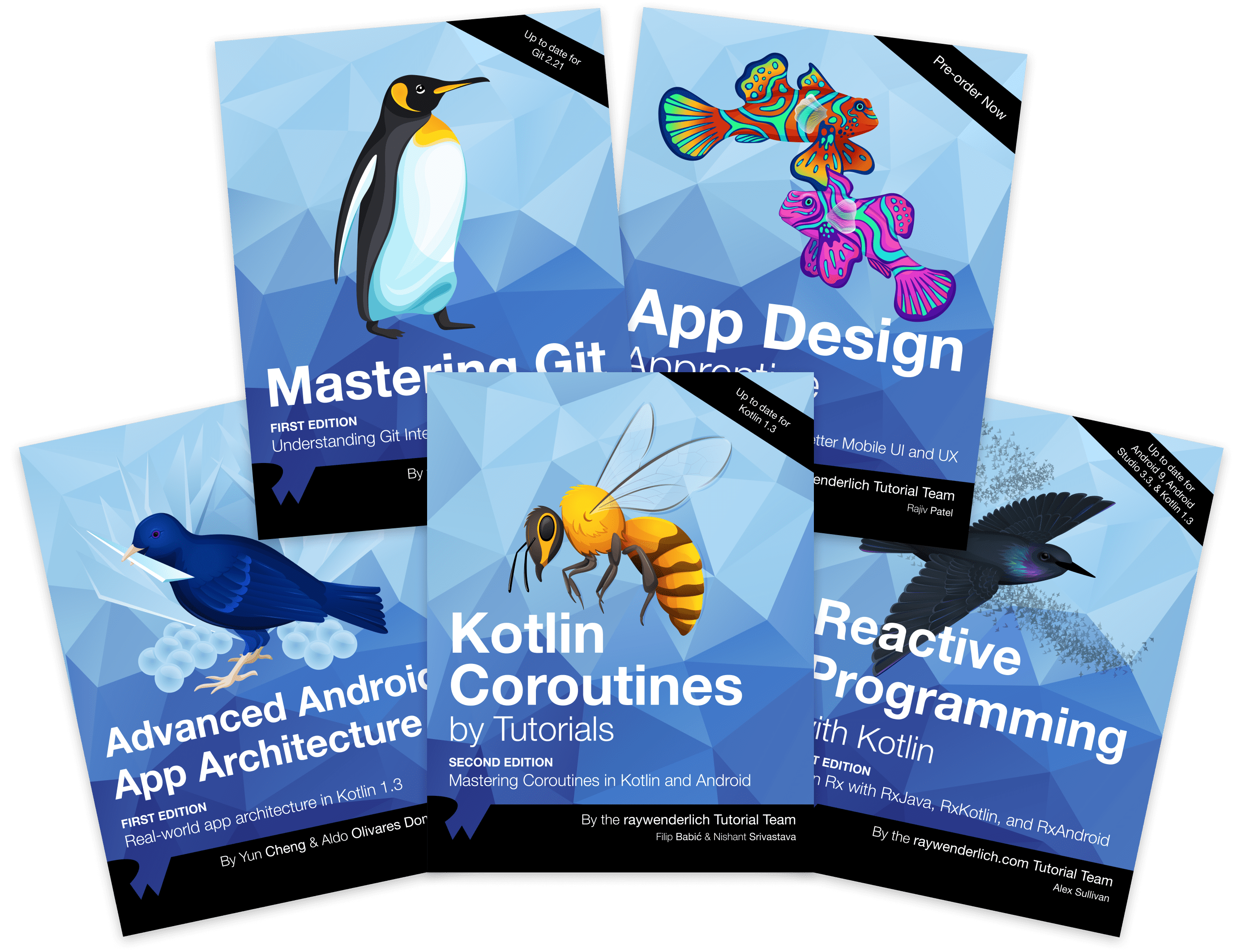 Image of article 'Advanced Android & Kotlin Learn At Home Bundle 2020'