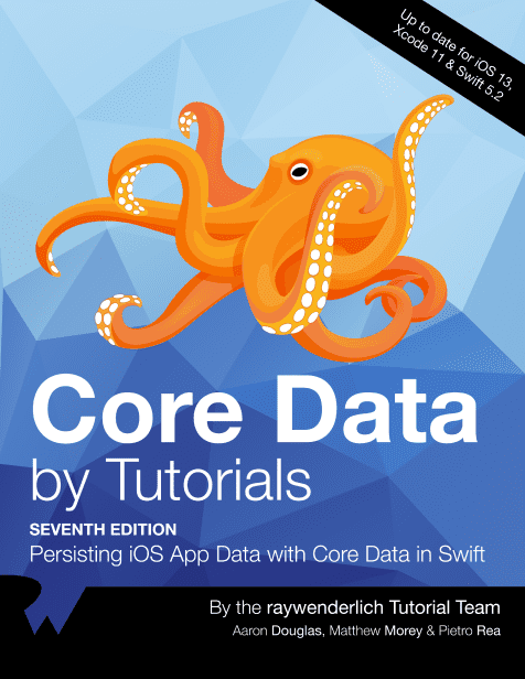 Core Data by Tutorials [SUBSCRIBER]