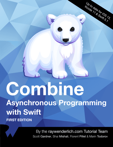Combine: Asynchronous Programming with Swift [SUBSCRIBER]