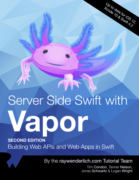 Server Side Swift with Vapor [SUBSCRIBER]