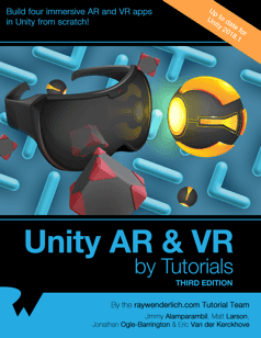 Unity Games by Tutorials | raywenderlich com Store