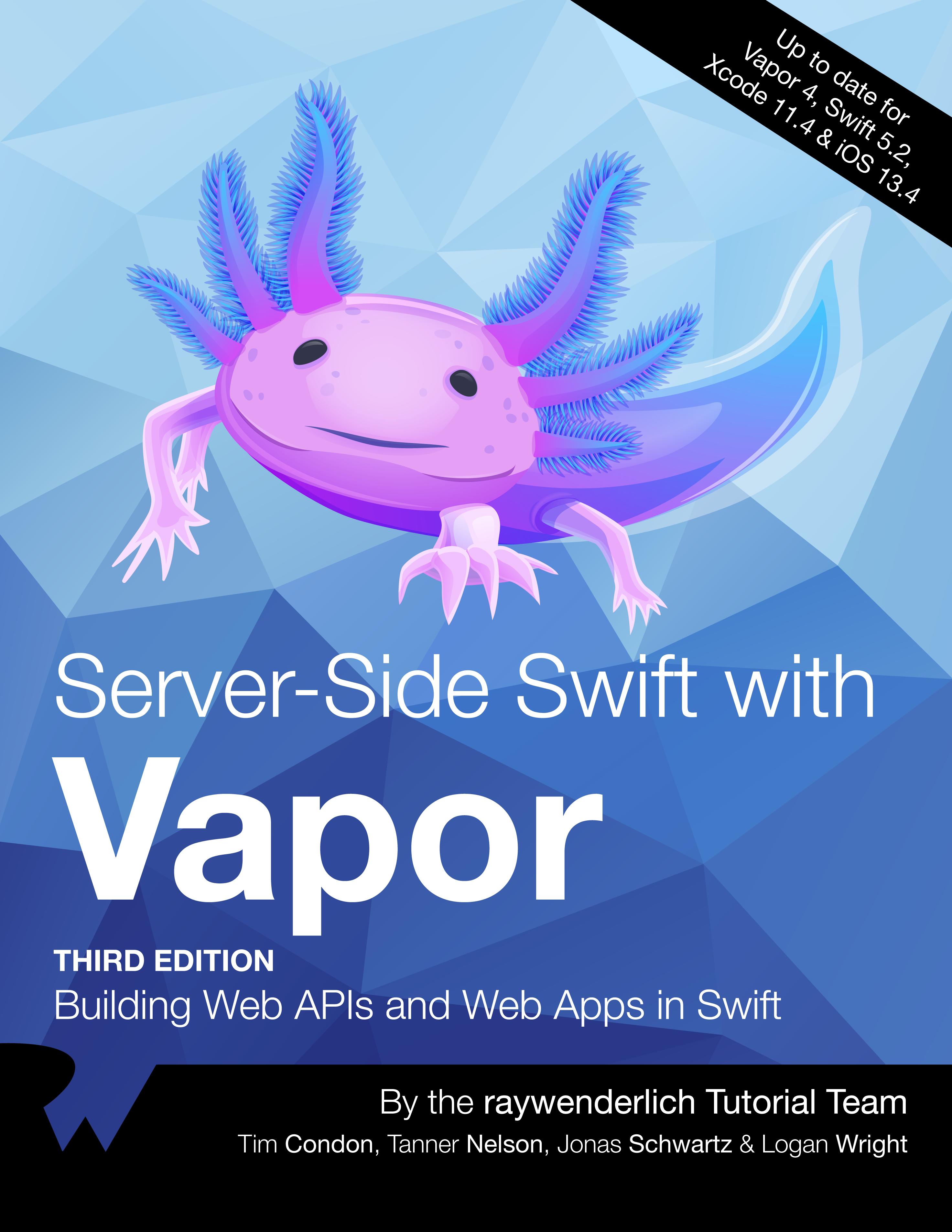 Server-Side Swift with Vapor [SUBSCRIBER]