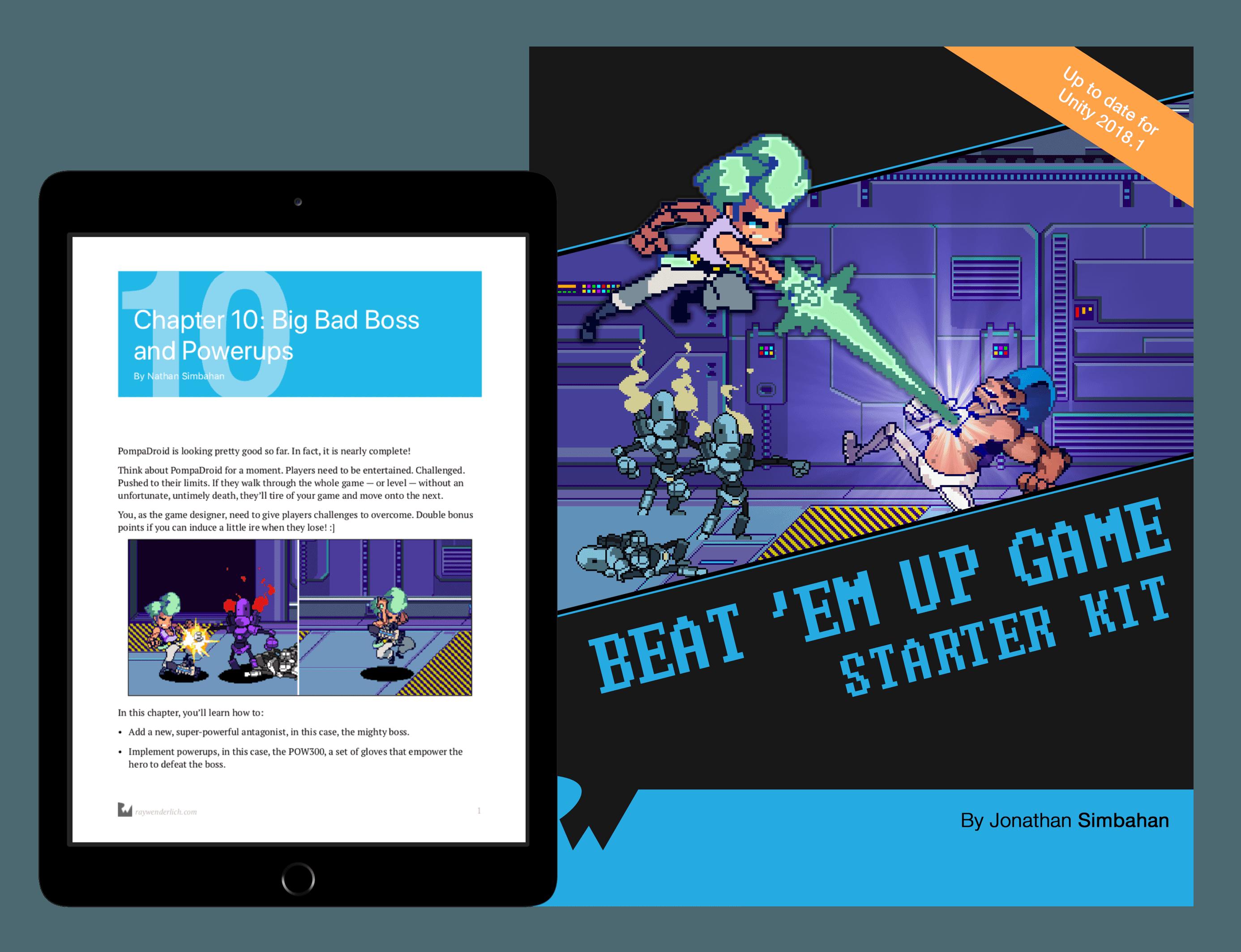 Beat 'Em Up Game Starter Kit - Unity