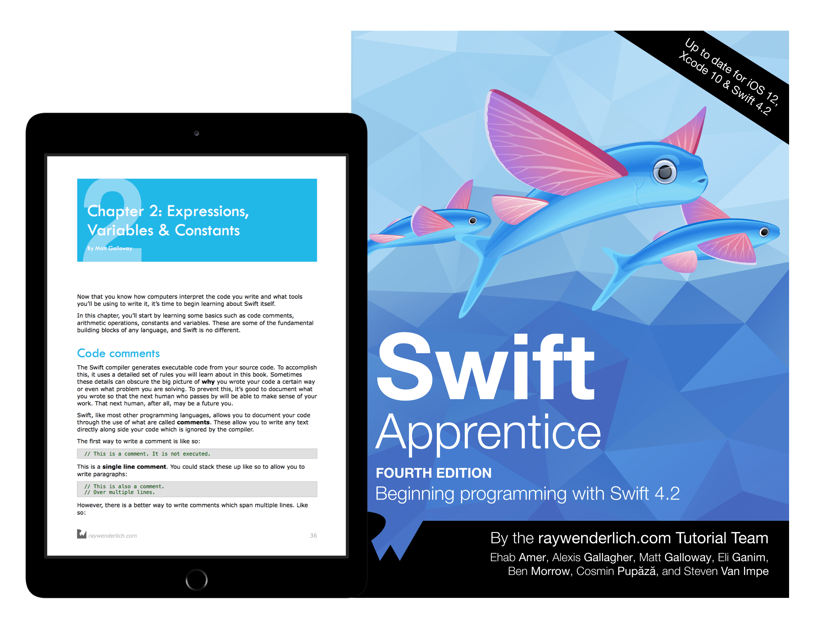 Ray Wenderlich Swift Pdf