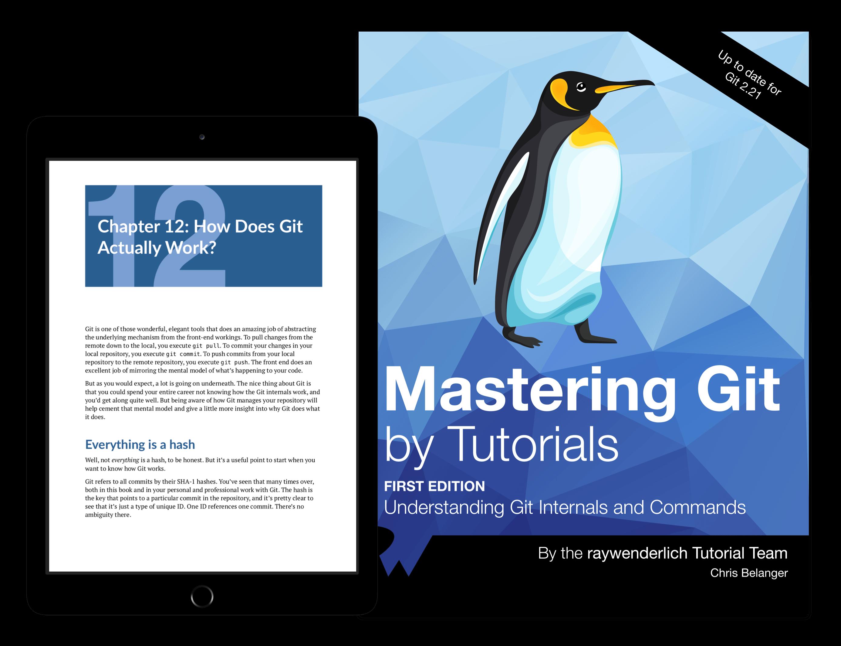 Mastering Git by Tutorials