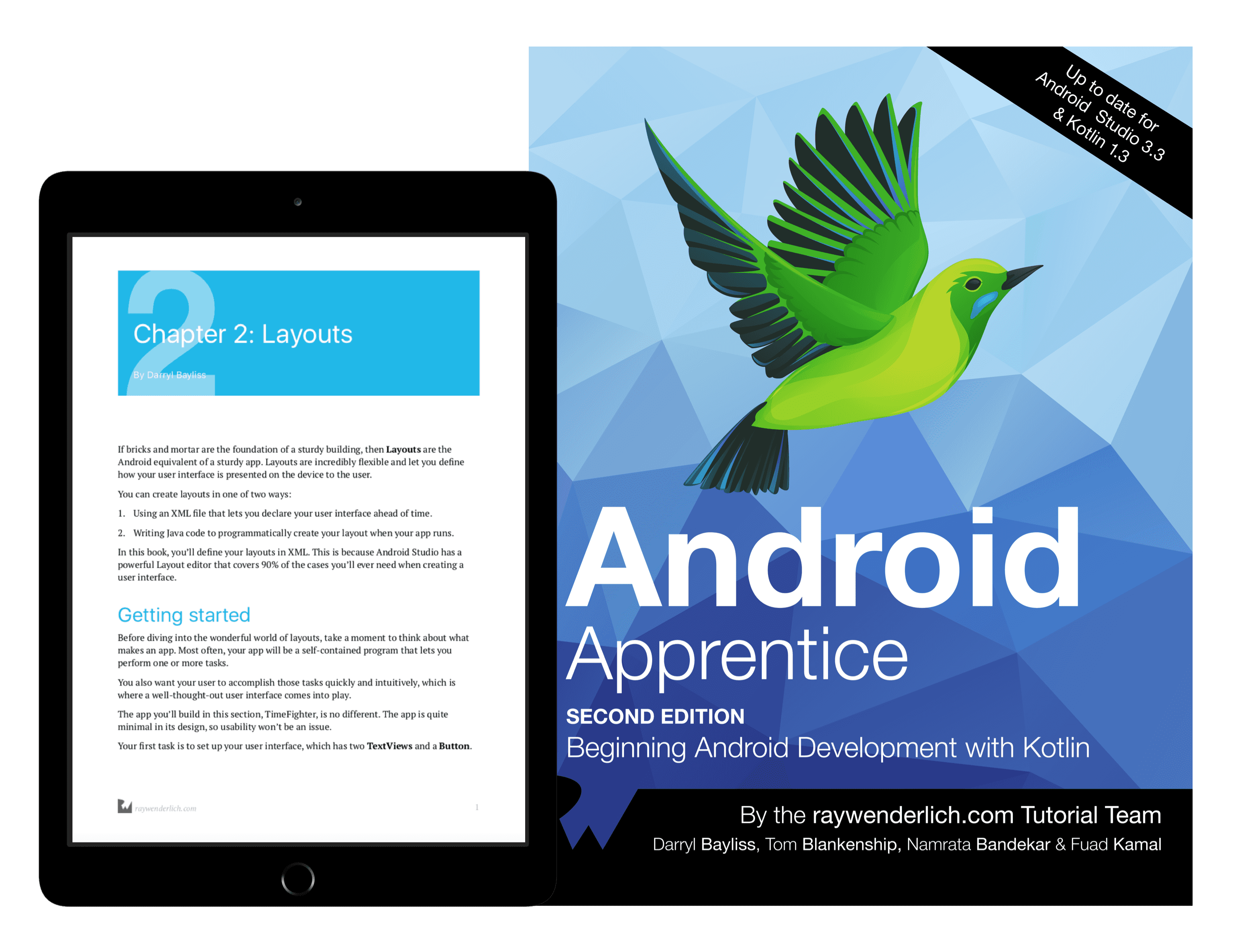 Android Apprentice