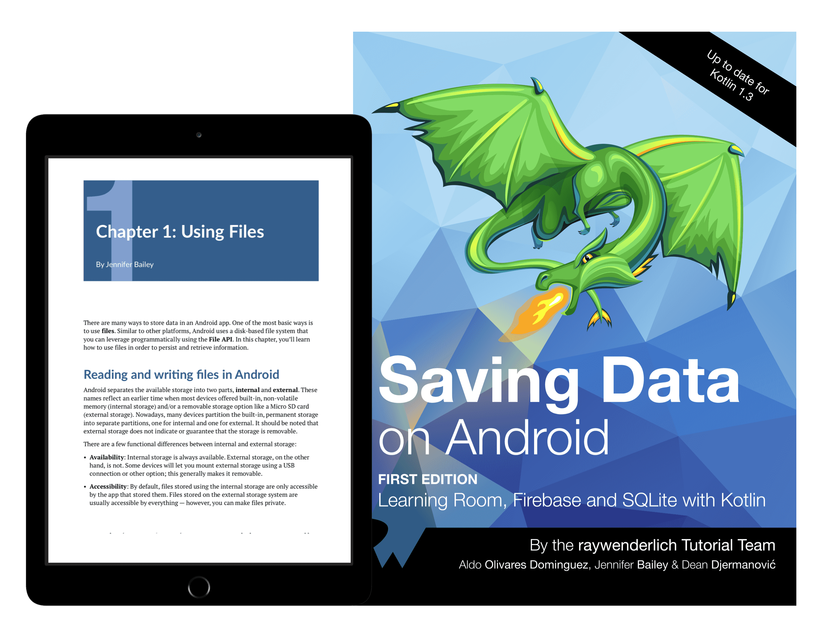 Saving Data on Android