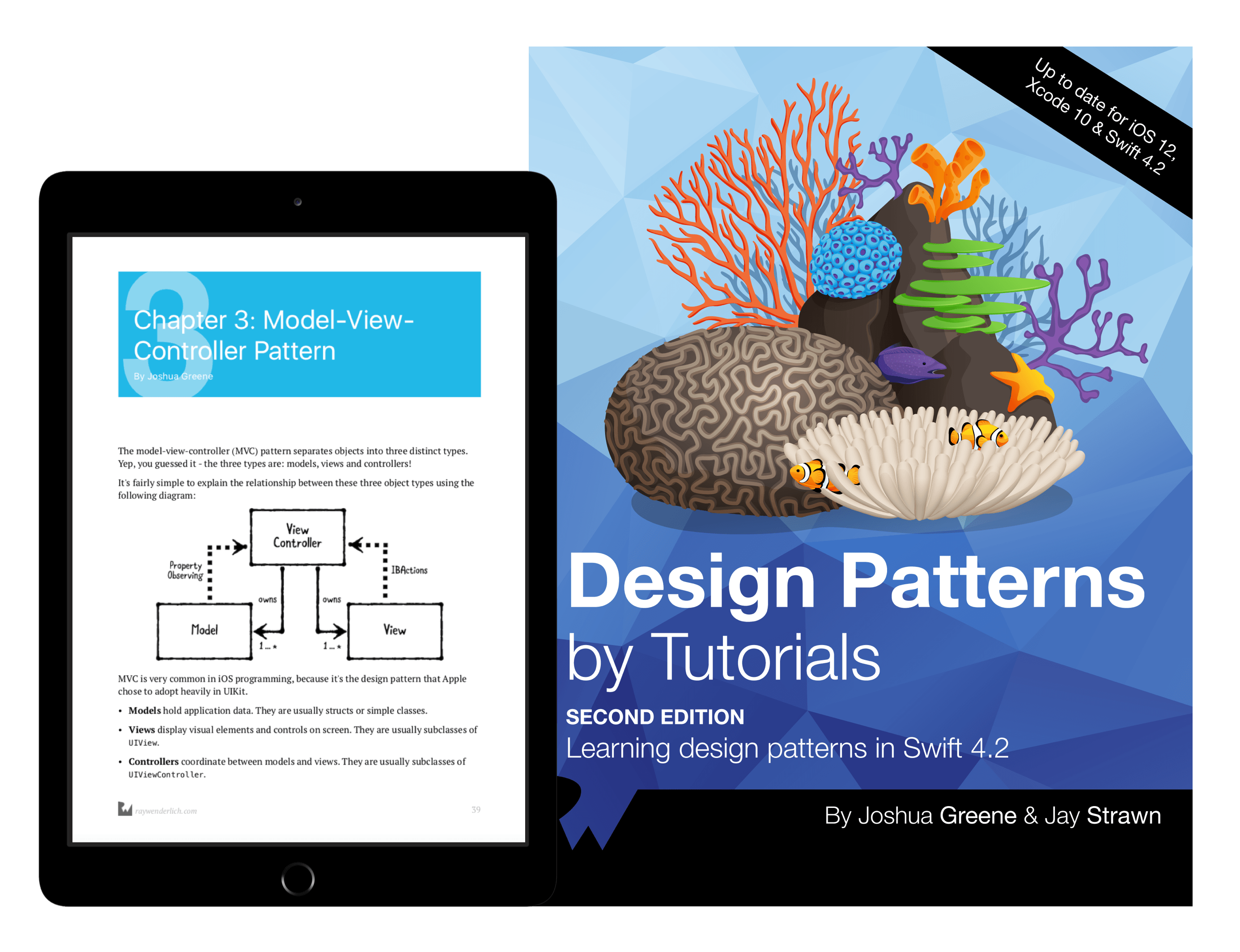 Design Patterns by Tutorials