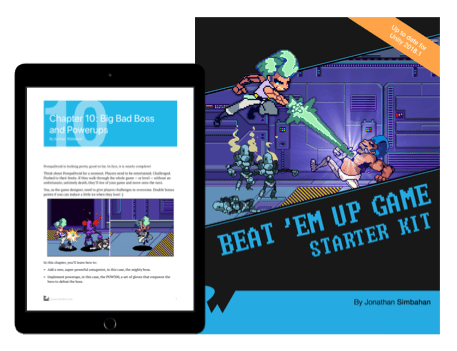 Beat 'Em Up Game Starter Kit - Unity