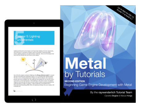 Metal by Tutorials