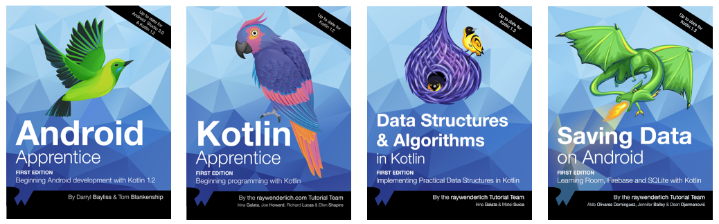 Android and Kotlin fundamentals