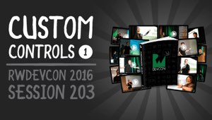 Session 203: Custom Controls 1
