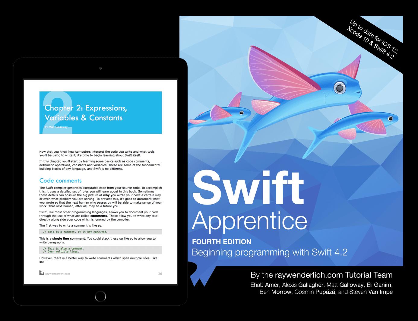swift apprentice book cover