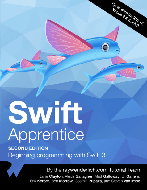 Swift Apprentice book cover