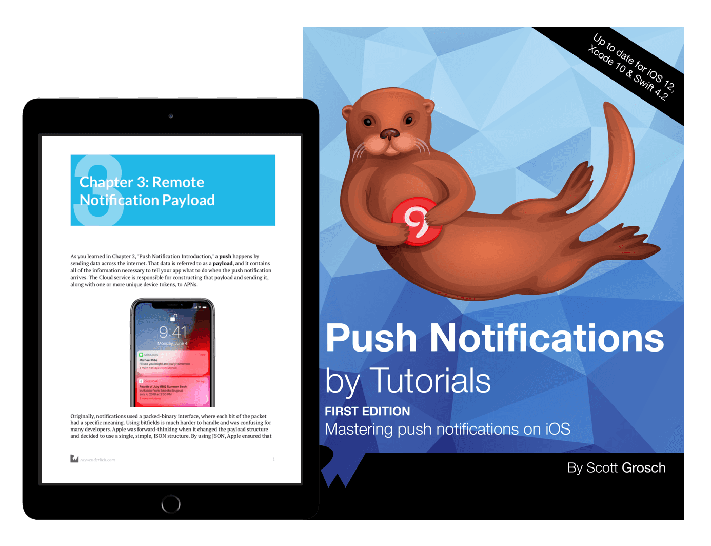 Push Notifications by Tutorials