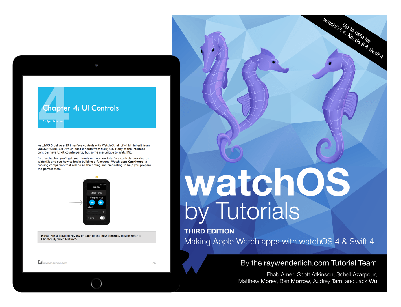 WatchOS by Tutorials