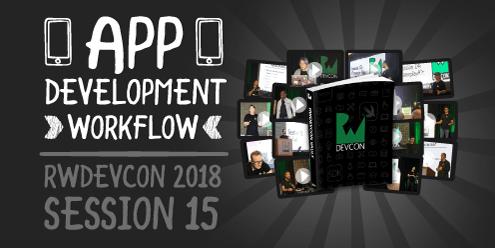 15. App Development Workflow