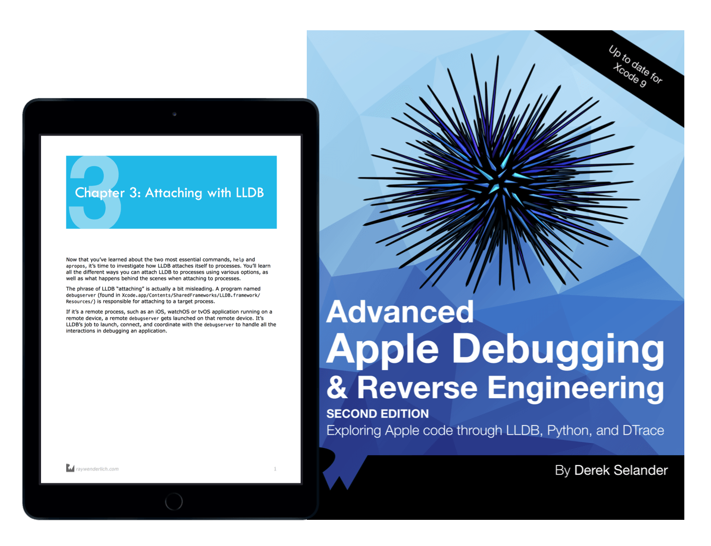 Ray wenderlich store advanced apple debugging reverse advanced apple debugging and reverse engineering book cover falaconquin