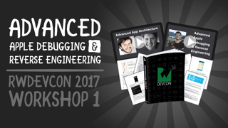 1. Advanced Apple Debugging & Reverse Engineering