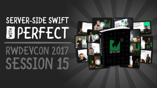 15. Server-Side Swift with Perfect