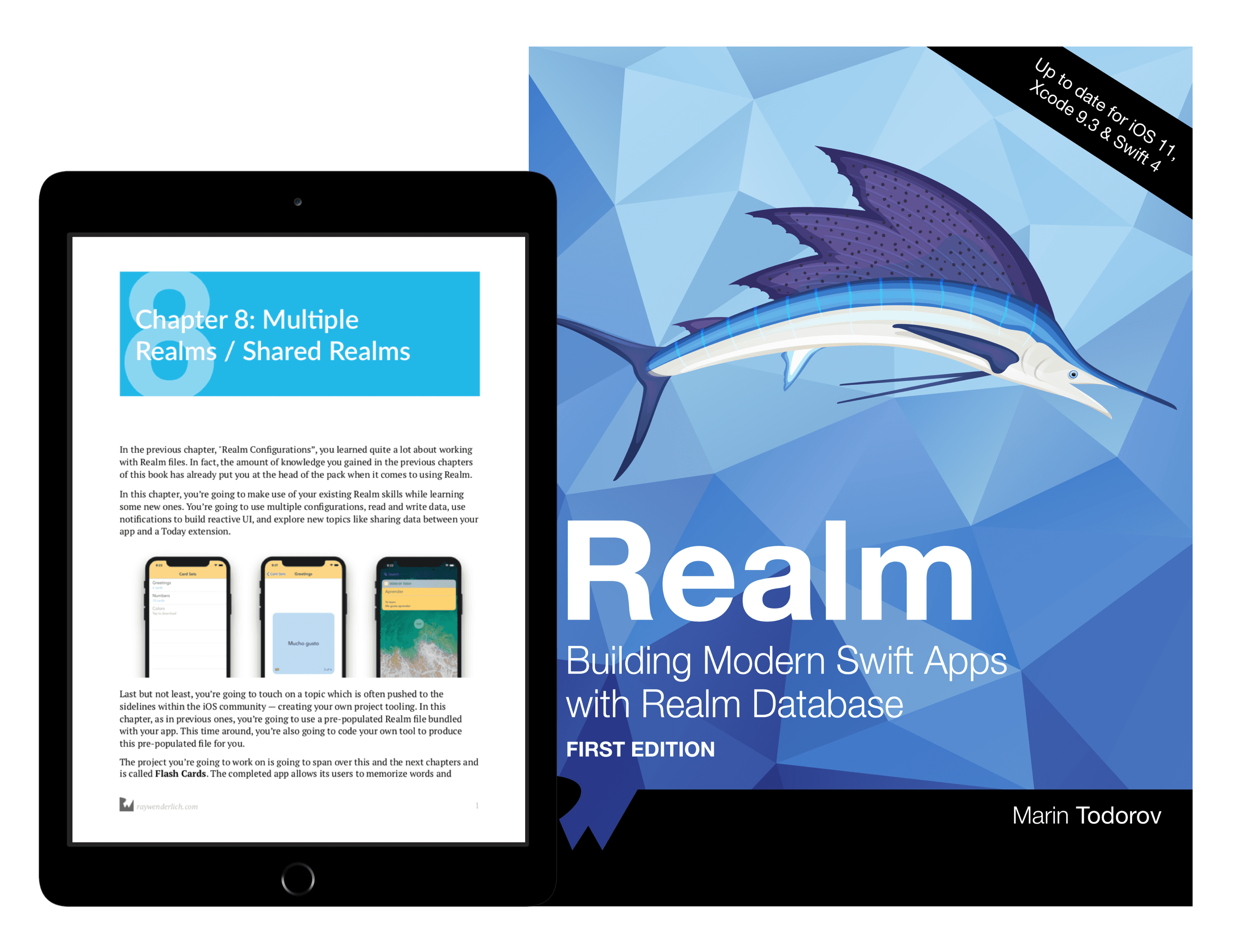 Realm: Building Modern Swift Apps with Realm Database