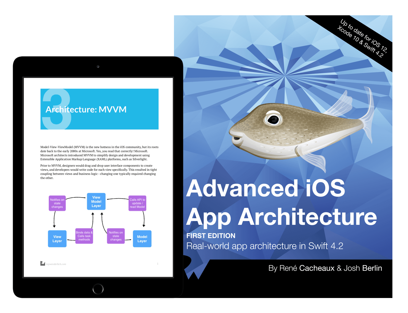 Advanced iOS App Architecture cover