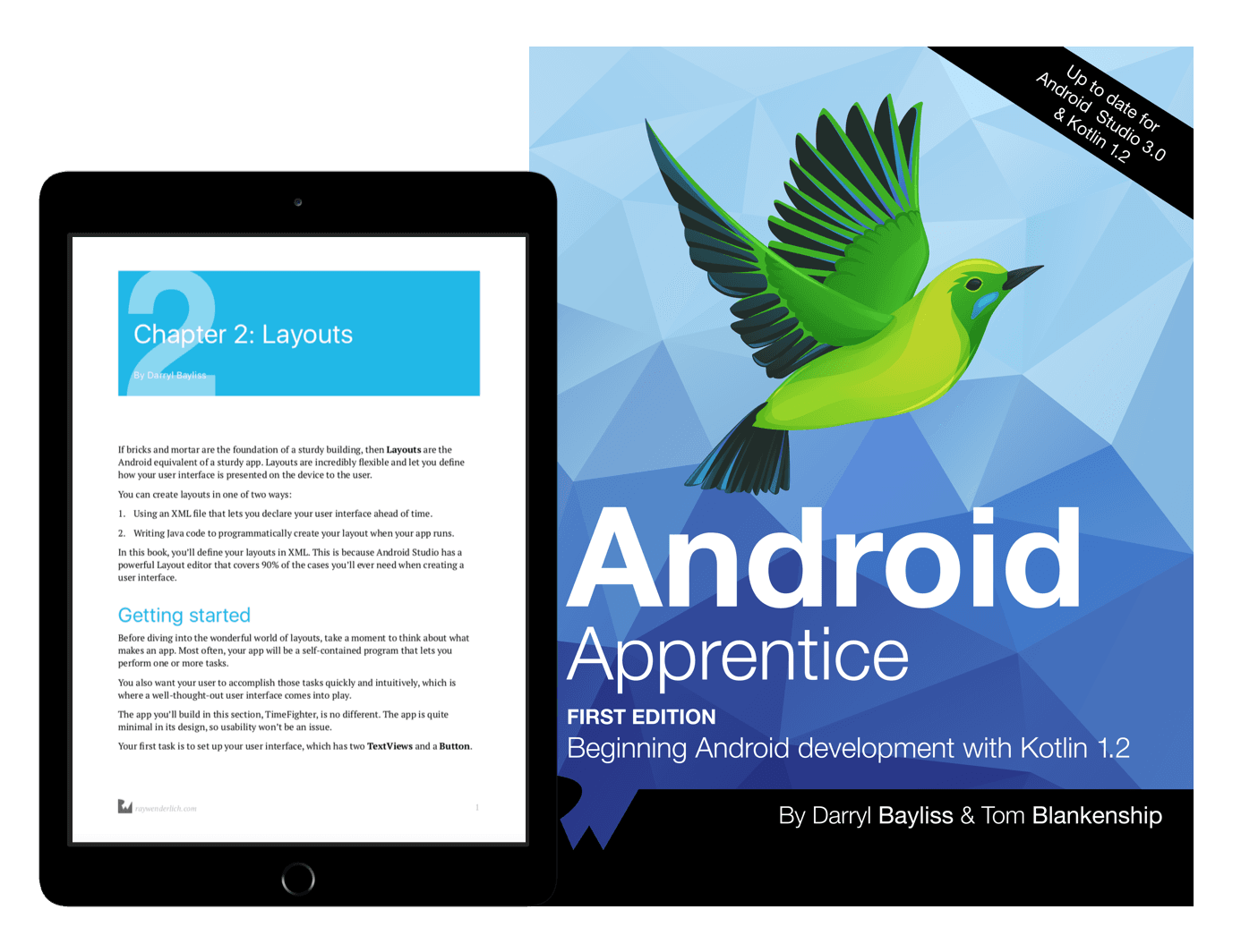 Android Apprentice Raywenderlich Com Store