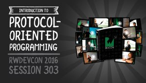 Session 303: Introduction to Protocol-Oriented Programming